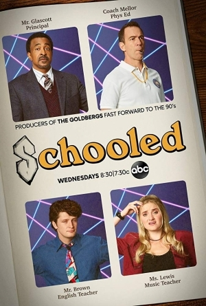 Schooled S02E09 - THE POKÉMON SOCIETY